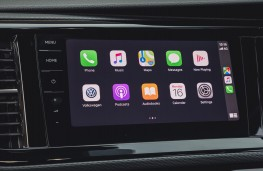 Volkswagen Caravelle, 2020, app display