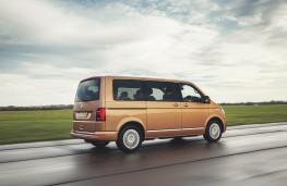 Volkswagen Caravelle, 2020, side