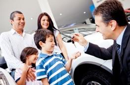 Car rental handover