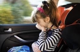 Car sickness, Ford research
