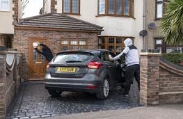 Car thieves target Ford Fiesta, 2021