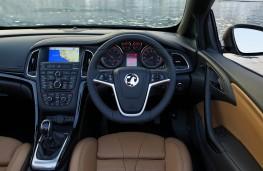 Vauxhall Cascada, dashboard