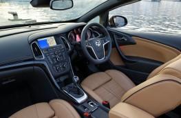 Vauxhall Cascada, interior