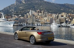 Vauxhall Cascada, rear, static