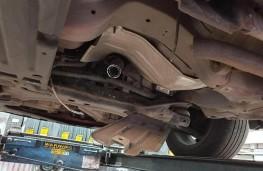 Catalytic convertor theft