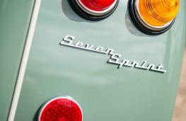 Caterham Seven Sprint, badge