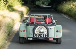 Caterham Seven Sprint rear