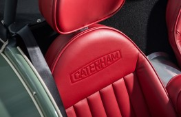 Caterham Seven Sprint seats