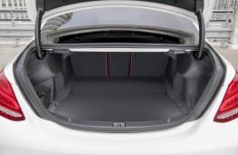Mercedes-Benz C-Class, 2018, boot