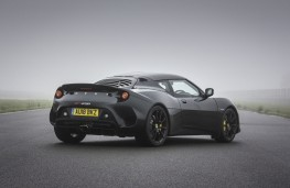 Lotus Evora GT 410, rear