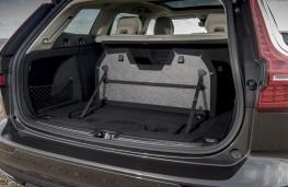 Volvo V60 Cross Country, 2019, boot