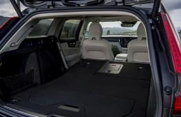 Volvo V60 Cross Country, 2019, boot, maximum