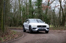Volvo V60 Cross Country, front
