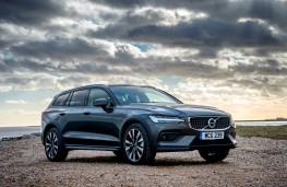 Volvo V60 Cross Country, front, static