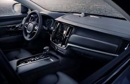 Volvo V90 Cross Country, interior