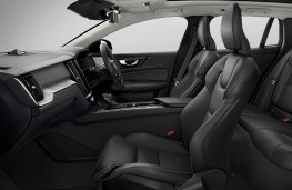 Volvo V60 Cross Country, 2019, interior