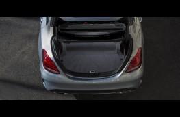 Mercedes C-Class, boot