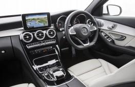 Mercedes C-Class, interior