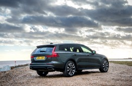 Volvo V60 Cross Country, rear, static