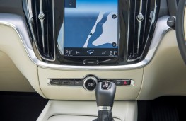 Volvo V60 Cross Country, centre console