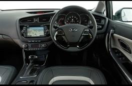 Kia cee'd 4 Tech, interior