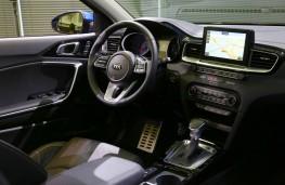 Kia Ceed, 2018, interior