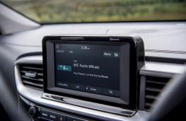 Kia Ceed, 2, 2018, display screen