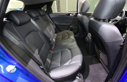Kia Ceed, 2018, rear seats
