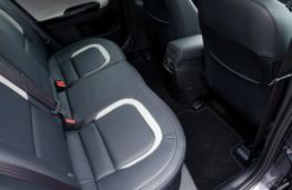 Kia cee'd, rear seats
