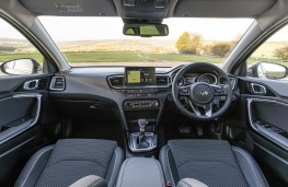 Kia Ceed Sportswagon, 2018, interior