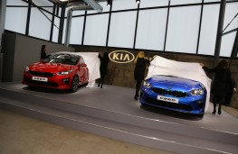 Kia Ceed, 2018, unveil