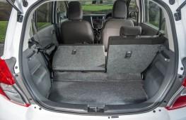 Suzuki Celerio, boot