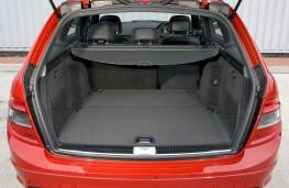 Mercedes C-Class Estate Sport, luggage area