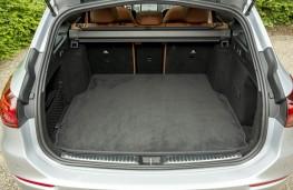 Mercedes-Benz C-Class Estate, 2021, boot
