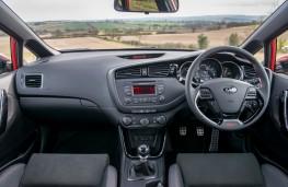 Kia cee'd GT-Line, interior
