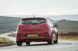 Kia cee'd GT-Line, rear