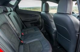Kia cee'd GT-Line, rear seats