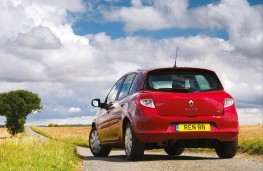Renault Clio Expression Eco, rear, static