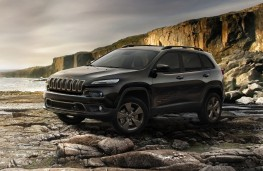 Jeep Cherokee, 75th anniversary limited edition