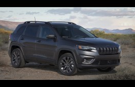 Jeep Cherokee 80th Anniversary Special Edition