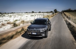 Jeep Cherokee, 2018, front, action