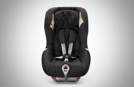 Volvo child seat, 2016