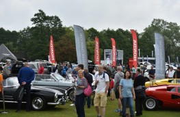 Cholmondeley Power and Speed 2016, crowds