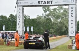 Cholmondeley Power and Speed 2016, McLaren