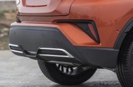 Toyota C-HR, 2019, diffuser