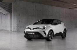 Toyota C-HR GR Sport, 2020, front