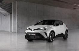 Toyota C-HR GR Sport, 2021, front