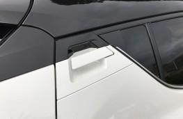Toyota C-HR, 2017, door handle