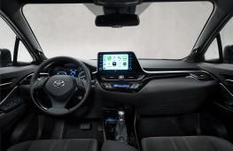 Toyota C-HR GR Sport, 2020, interior
