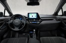 Toyota C-HR GR Sport, 2021, interior